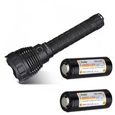 MONSTER CON L6 LED Lampe 3800 Lumen XHP70 inkl. 2x26650 Akkus Fenix 4800mAh