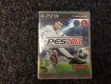 PES 2013 PRO EVOLUTION SOCCER (Sony PlayStation 3, 2012) Konami Dolby digital