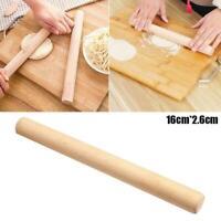 3 Größen Holz Französisch Nudelholz Fondant Cookies Werkzeug P1I8 Kuchen Ge L5K6