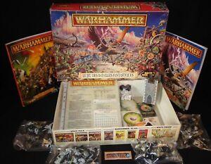 Warhammer Le Jeu Des Batailles Fantastiques / Citadel Games Workshop / Français!