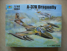 TRUMPETER 1/48 A-37A DRAGON FLY