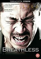 BREATHLESS (DVD, 2011) Brand New Sealed - Yang Ik June