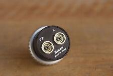 Nikon Nikons Flash Adapter Module II/VA-18 f/ Nikonos III (FP,X)