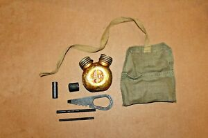 Original Mosin Nagant Cleaning Kit with oil bottle #R26