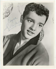 "Sal Mineo Original Signed Photograph Inscribed ""Peace."" JSA."