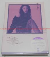 New Kim Tae-yeon VOICE First Limited Edition Type B CD DVD Photo Book Japan F/S