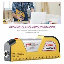 XX-LV02 Level Measuring Instrument Horizontal Laser Line 8FT Measuring Tape KW