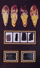 Beatles Owned and Worn Clothing 63 Royal Command Concert Display Stamps and More