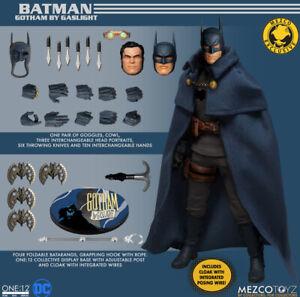 Mezco One:12 Batman: Gotham By Gaslight  Batman 1/12 Figure Pre-Order