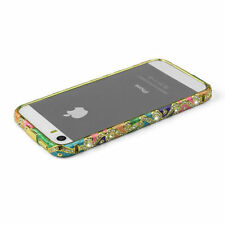 Jewelled Metal Mobile Phone Bumpers for Apple