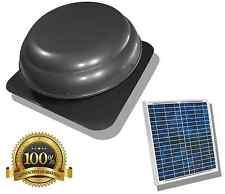 Brightwatts Solar Powered Attic Fan Watt-W Roof Top Ventilator NEW!!