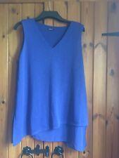 Roman Royal Blue Top Size 16