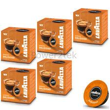 80 X LAVAZZA A MODO MIO ESPRESSO delizioso 100% ARABICA capsule di caffè BACCELLI NUOVO