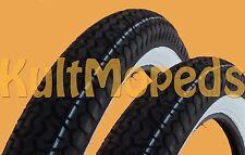Mitas B7 Weisswand Reifen pas. f. Kreidler Florett K54 RS RMC LF 2,75x17 Rad