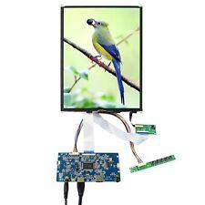 """HDMI LCD Controller Board 9.7"""" 1536X2048 LP097QX2 LTL097QL02 IPS LCD Screen"""