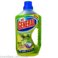 (5,21€/L) 750ml Der General Allzweckreiniger Aktiv 6 Frische Zitrone NEU