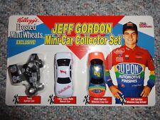 Racing Champions Kelloggs Frosted Mini-Wheats Mini-car Collectors Set **New**