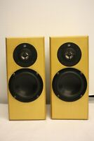 2 X TOTEM ACOUSTIC DREAMCATCHER MAIN MONITOR SPEKAER BOOKSHELF PAIR