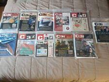 C3i magazine Lot choose which issue (s)