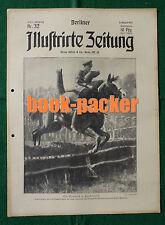 BERLINER ILLUSTRIRTE ZEITUNG 1915 Nr. 32: Röntgen, ein Wohltäter der Menschheit
