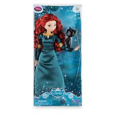 Disney Store Merida Classic Doll with Bear Cub Figure - 12''