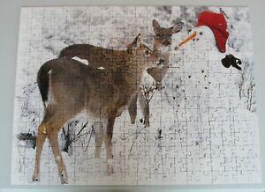 Woodland Stranger - 300 Large Piece Jigsaw Puzzle F.X. Schmid Used