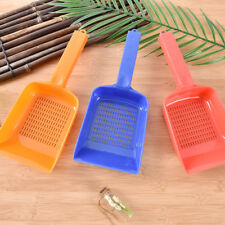 Waste Scooper Shovel Kitten Sand Plastic Litter Scoops Clean Tool for Pet DogCat