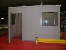 Modular Inplant Office System - 8' x 12' or Built to Customer Spec