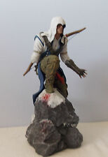 Assassins Creed 3 Freedom Edition Connor Kenway Figure Statue with Damage