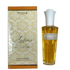 Rochas Paris Madame Rochas 50ML Spray Parfum De Wc Vintage Old Version