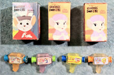 1989 Happy Meal Toys - RESCUERS DOWN UNDER -  Complete Set (4) + U-3 + Extras