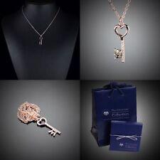 Runde Kuper Modeschmuck-Halsketten & -Anhänger für Damen