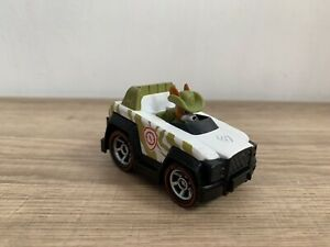 Paw Patrol True Metal Vehicles Die-Cast Tracker  Vehicle In Excellent Condition