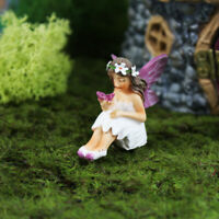 Fairy Garden Fairies: Miniature Floral Fairy Figurines by Fiddlehead