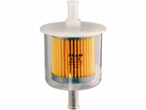 For 1965-1967 Plymouth Belvedere II Fuel Filter Fram 61396WQ 1966