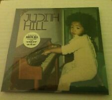 JUDITH HILL: BACK IN TIME (2016 CD US PRESSING/ STILL SEALED) PRINCE PRODUCED