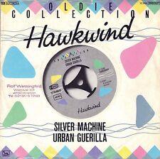 """7"""" Hawkwind (Lemmy-Motörhead) – Silver Machine / Urban Guerilla / Oldie Collect."""