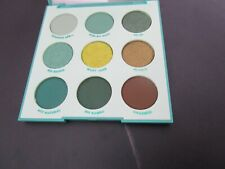 💯 Authentic Colourpop Limited Just My Luck Green EyeShadow Eye Palette New Box