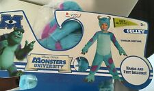 Disguise Disney Monster Inc. Sulley Plush Halloween Costume~Size M Medium 3+
