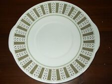 Susie Cooper Persia Pattern Cake Serving Plate / Platter Bone China England