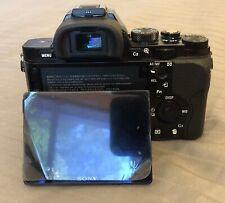 Sony Alpha 7R A7R Full-Frame Mirrorless Digital SLR Camera Body 36.4 MP E-Mount