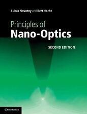Principles Of Nano-Optics: By Lukas Novotny, Bert Hecht