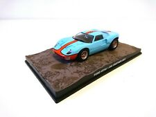 Modelcar Diecast 1/43 Diorama Ford Gt40 James Bond 007 Die Another Day