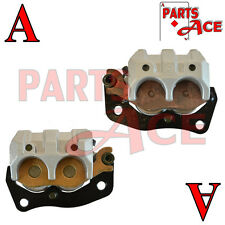 Yamaha Rhino 450 Front Left Right Brake Caliper Pads Assembly YXR450 2006-2007