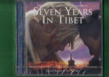 SEVEN YEARS IN TIBET OST COLONNA SONORA SETTE ANNI IN TIBET CD NUOVO SIGILLATO