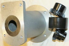 Pumpenträger Alu für Benzinmotor BG 2 Pumpen + Kupplung d 25,4/88,5 mm