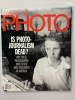 American Photo Magazine Sept/Oct 1996. Yul Brynner