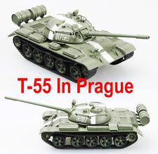 Easy Model 1/72 Soviet Union T-55 USSR 1968 in Prague #35024