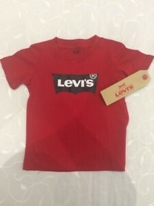Levi's Baby Boy's  100% Cotton T-Shirt (2Years)