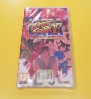 Ultra Street Fighter II The Final Challengers GIOCO NINTENDO SWITCH NUOVO